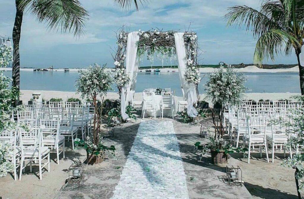 Lokasi Pernikahan Outdoor di Jakarta